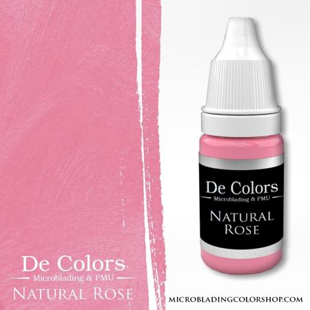 NATURAL ROSE 10ml resmi