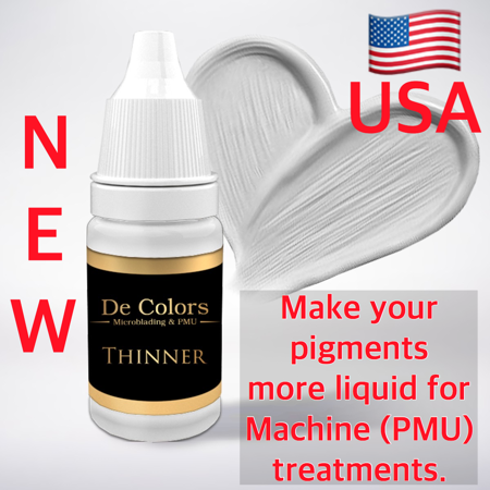 THINNER 10ml resmi
